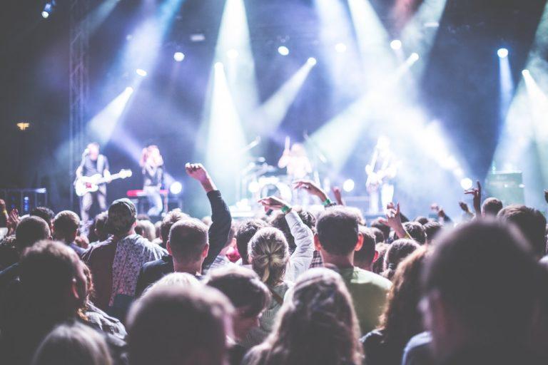 Sådan arrangerer du en koncert