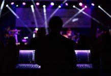 Lydteknikker styrer koncert