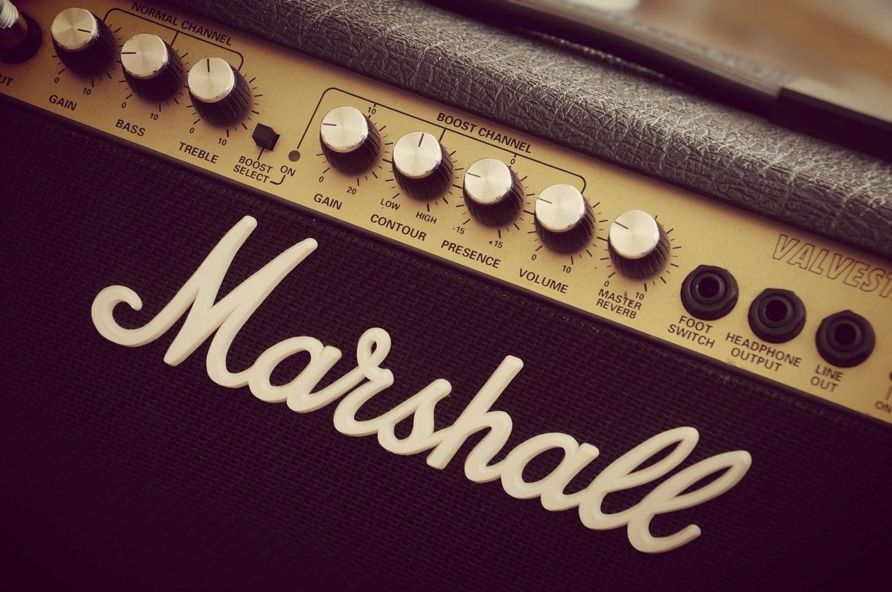 Forstærker til guitar