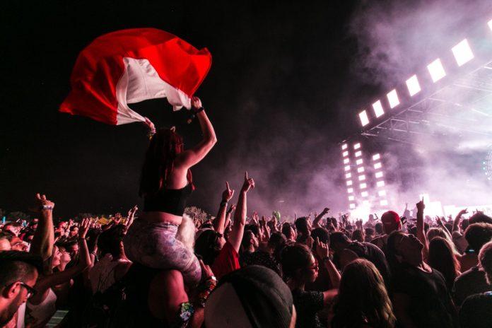 Stort publikum til festival koncert